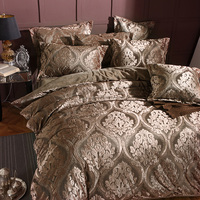 4/6pcs Thick Winter Warm Flannel 3D Jacquard Bedding Set luxury Duvet Cover Set Bed Sheet Pillowcases Queen King Size Free Ship
