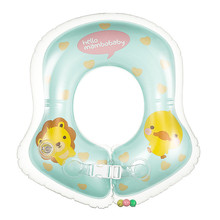 PVC Kids Inflatable Ring Baby Swim Ring 1-5 years Children Rubber Life Ring Kids Swimming Pool accessories