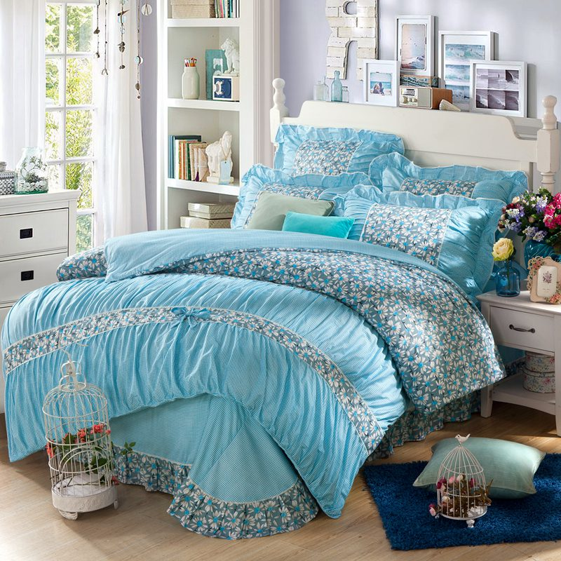 online buy wholesale blue bedroom set from china blue
