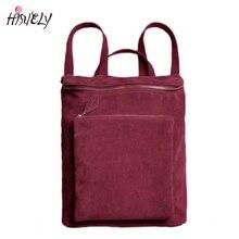 HISUELY 2017 Горячей продажи хорошее качество женщины рюкзак леди повседневная сумка женский модный рюкзак путешествия студент мешок школы