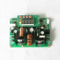 DC 컨버터 CC의 CV 정전류 전원 공급 모듈 Led 드라이버 10-40 볼트 0-38 볼트 0-6A 스텝 업/다운 12 볼트 5 볼트 충전