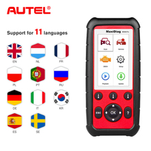 Autel MD808 Pro All System OBD2 Scanner Car Diagnostic Tool Combination of Engine,Transmission bette