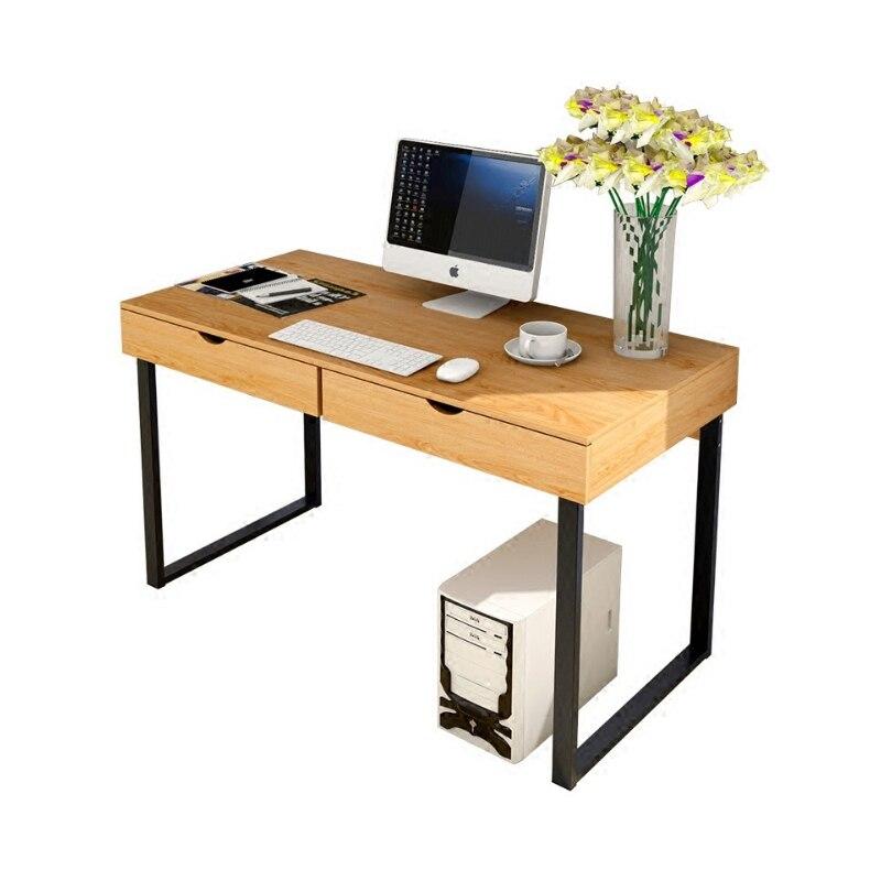 Simple rétro ordinateur de bureau Moderne bureau commode Simple bureau