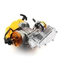 2 Stroke Racing Engine 49cc Mini Motor Pocket Quad Dirt Bike Pull Start