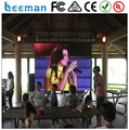 2015 Leeman Die casting aluminum indoor /Outdoor rental led display screen p3,p4,p5,p6smd led video wall panel for indoor use