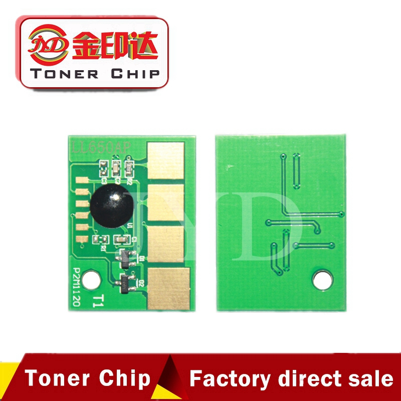UE65 36K Universal T650n T654n Toner Cartridge Chip compatible for Lexmark T650 T652 T654 T656 X651
