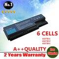 Comercio al por mayor] nueva 6 celdas de batería portátil para acer 5520 5720g 5920 as07b41 as07b42 as07b51 as07b52 as07b71 as07b72 envío libre