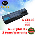 wholesale ]New 6 cells laptop battery for Acer 5520 5720G 5920  AS07B41 AS07B42 AS07B51 AS07B52 AS07B71 AS07B72 Free shipping