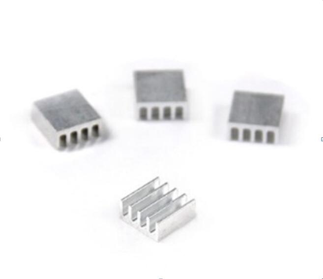 3D Printer Heat Sink For A4988/DRV8825 StepStick Size:9x9x5mm Free Shipping