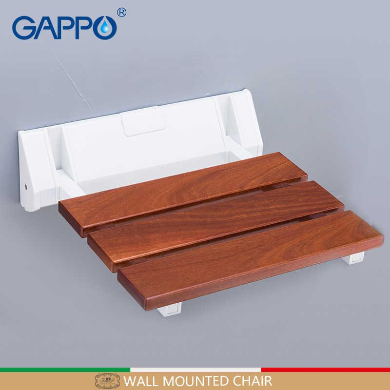GAPPO настенный душ складной стул для детей Туалет складные душевые стулья для ванной стул для душа cadeira стул для ванной