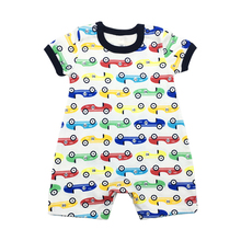 Babies Boys Bodysuit Short Sleeve Baby Girls Clothes 6 9 12 18 24 Months Baby Body