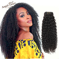 Angel Grace Hair Brazilian Kinky Curly 3pcs/lot Virgin Hair Extensions Brazilian Hair Bundles 8A Grade Unprocessed Human Hair