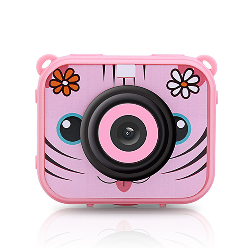 Kids Cam fotografica 2.0 LCD HD Digital Camera Children Kids Best Gift 1080P Video Camera Camcorder With Sport Waterproof Cam image