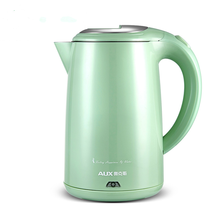 HX A electric kettle Household Water kettle Anti hot stainless steel kettle