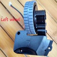 1pcs Original Left Wheel For Robot Vacuum Cleaner Parts Ilife A4s A4 Robot Vacuum Cleaner