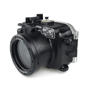 Image 2 - Meikon Waterproof Underwater Housing Camera Diving Case for Canon G7X Mark II WP DC54 G7X 2