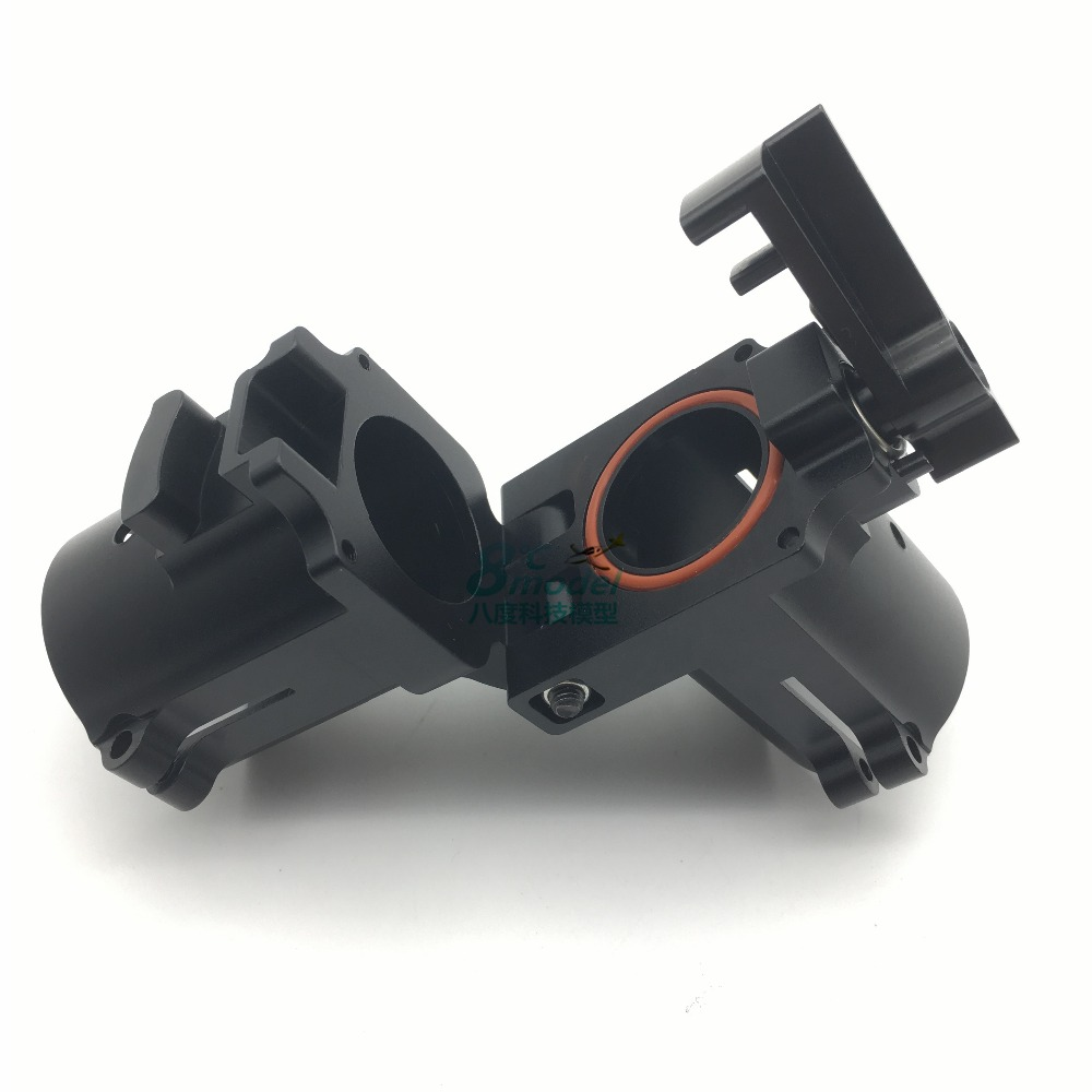 1PC Aluminum Alloy D30mm Folding Arm Downward Carbon Tube Fixed Pipe Seat Clamp Clip Connector Folded Parts for Plant UAV Drone carbon fiber telescopic tube clamp house pipe clamp d30mm horizontal folding tube clamp uav arm tube set cnc aluminum alloy