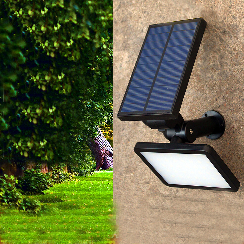 Lovely Solar Outdoor Lighting Wall Lamps Waterproof Light Lawm Lamp Brief Led  Garden Exterior Lights Luminaria De Parede In Outdoor Wall Lamps From Lights  ... Part 25