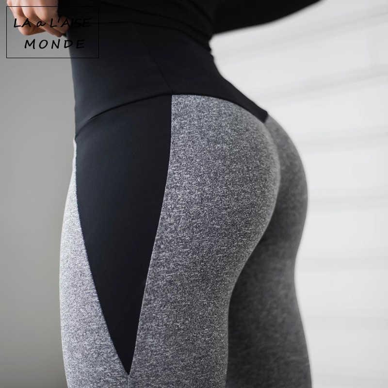 b6c4dd431 2018 Push Up Yoga Pants Leging Women High Waist Athletic Booty Scrunch Butt Leggings  Womens Gym
