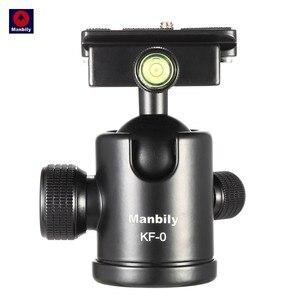 "Image 5 - Manbily A 222 165cm/65"" Portable Professional DSLR Camera Monopod&M 1 Base head ball Mini tripod Stand For Canon Nikon phone DV"