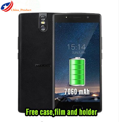 DOOGEE BL7000 4G LET 7060mAh Mobile Phone 4GB RAM 64GB ROM 5 5 Android 7 0