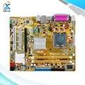 Для Asus P5KPL-VM Оригинальный Используется Для Рабочего Материнская Плата Для Intel G31 Сокет LGA 775 DDR2 SATA2 Micro ATX