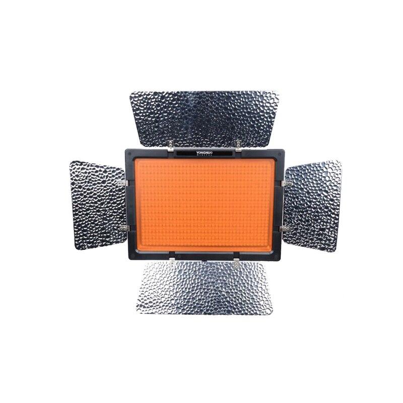 YONGNUO YN900 900 LED bi-couleur température et luminosité réglable 3200-5500 k lampe photographique sans fil pour appareils photo Canon Nikon - 5