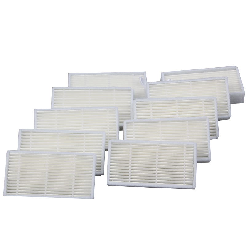 10x Robotic Vacuum Cleaner Parts HEPA Filter for Chuwi ilife v5 ilife v5s pro V3 V3+ v5pro ilife x5 robot cleaner