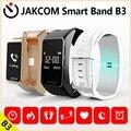 Jakcom b3 smart watch nuevo producto de protectores de pantalla como de fibra convertidor de medios de comunicación vhf uhf radio de coche carrito de golf