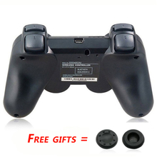 Original for SIXAXIS Bluetooth Wireless Controller Gamepad for Sony Playstation 3 PS3 Controller for Dualshock 3 Joystick Consol