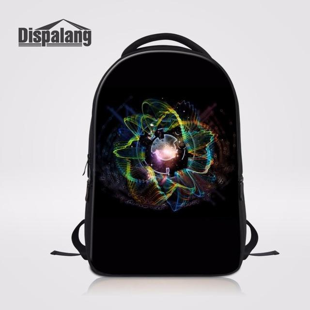 Dispalang Colorful Shining Laptop Backpack Leisure School Bag 17 ...