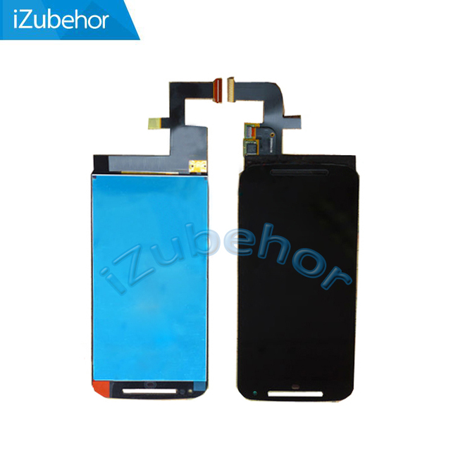 100% Warranty LCD Screen Display With Touch Digitizer Assembly  For Motorola For MOTO G2 G+1 XT1063 XT1068 XT1069 Free shipping