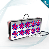 450W Apollo 10 LED Grow Light Greenhouse Garden Plant Grow Lamp 660nm 630nm 460nm 430nm 610nm