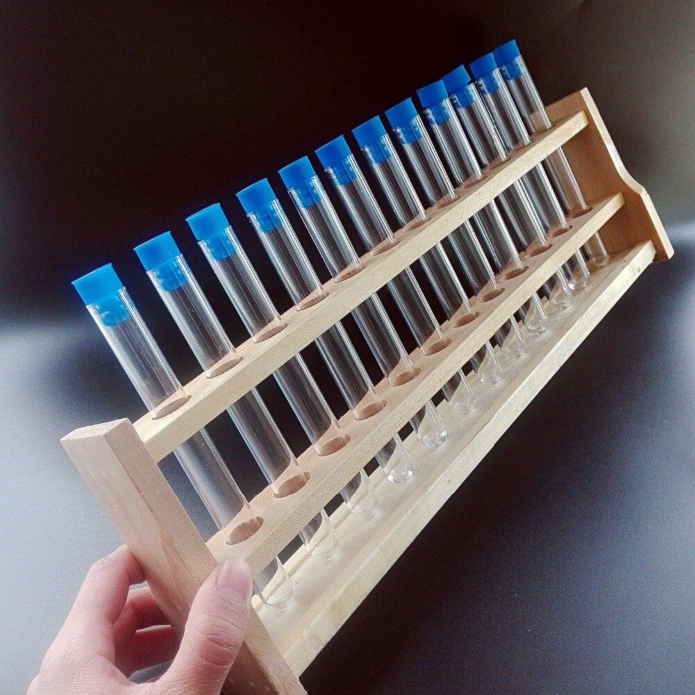 1 τεμ ξύλινη δοκιμαστική σωλήνα - Σχολικά και μαθησιακά υλικά - Φωτογραφία 2