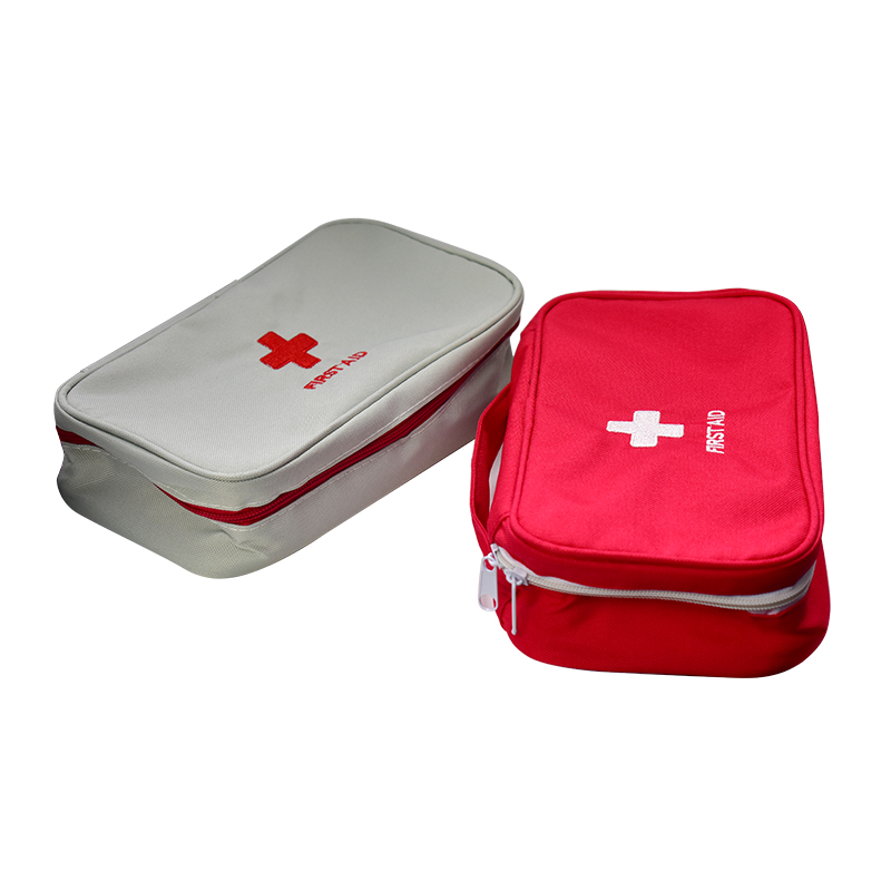 Portable Medium Empty Household Multi-Layer First Aid Kit Pouch Outdoor Car Bag First Aid Bag Survival Medine Travel Rescue Bag first aid kit medical bag tactical first aid bag for travel camping hiking emergency survival outdoor sport bag multifunctional