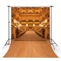 Interior Palace Photography backdrop, Portraits photobooth background, wedding photo backdrops ZH 242