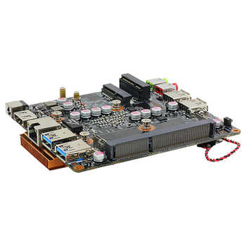 Ultra-Compact Mini PC x37 Intel Celeron 2955u Processor Compatible With Ddr3l Memory And Msata Ssd Computer Micro i3 i5 4200Y
