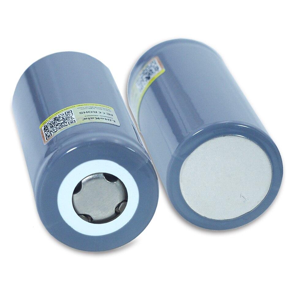 10PCS LiitoKala 32700 3 2V 6500mAh LiFePO4 rechargeable battery cell LiFePO4 55A discharge battery for Backup