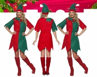 Costume Erotic Santa Claus 2017 Female Christmas Hot Sexy Baby Doll Sexy Lingeries New Year S