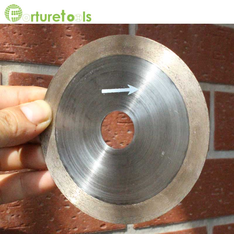 2 pcs super thin sintered diamond blade cutting disc for jade agate stone wet grinding with cooling water JGS031  цены