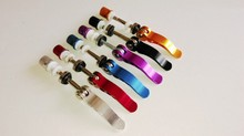 1pc Light Seat Post Clamp Skewer Use for MTB Bicycle road bike BMX Folding bike 35g Seatpost Clamping Quick Release 6colors aceoffix 3kcarbon bicycle seat post for brompton bmx bike seatpost 31 8mm 580mm ultralight 230g