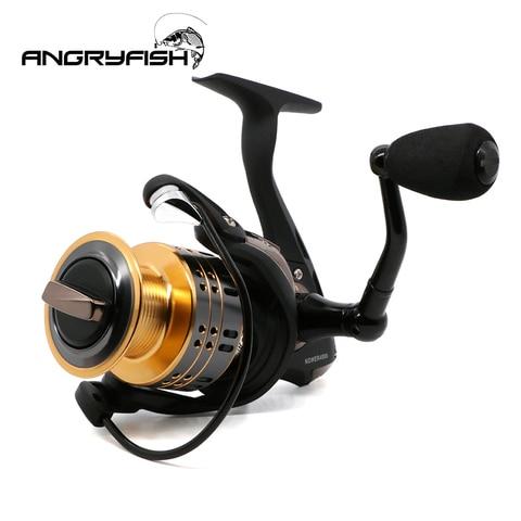 angryfish nower 5 2 1 alta velocidade carretel de pesca serie 8 1bbs 3000 fiacao