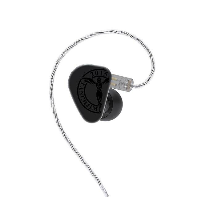 TANCHJIM Oxygen Dynamic 3.5mm Line Type in-ear HiFi Earphones 5