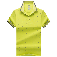 bfd821ee8 2019 High Quality Tops Tees Men S Tace Shark Polo Shirts Fashion Style  Summer Striped Shark
