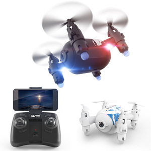 Image 2 - HR drone SH10 mini remote control aircraft air pressure fixed high definition aerial photography small four axis aircraft