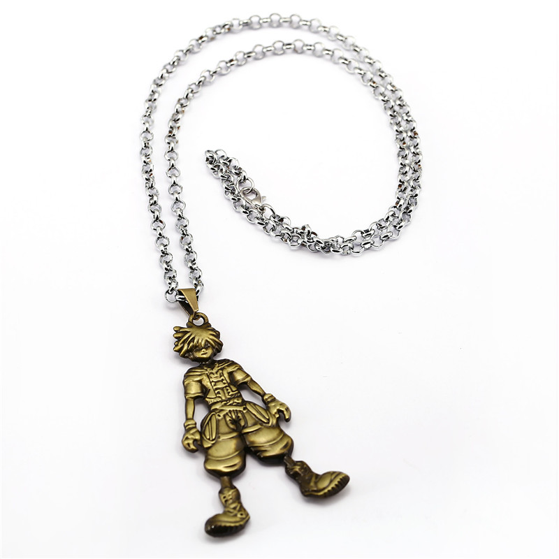 buy wholesale kingdom hearts sora necklace from