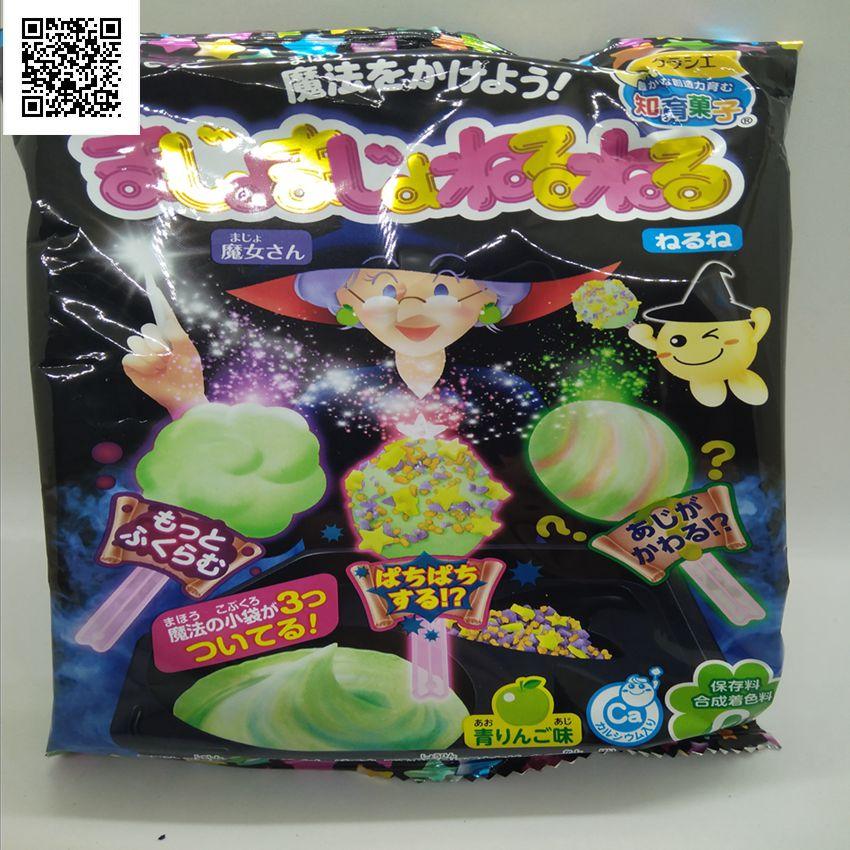 Новое счастливое cookin подарок на Хэллоуин Kracie Majo NeruNeru персик Happy Кухня Popin Кук Дети DIY игрушка ручной работы ...