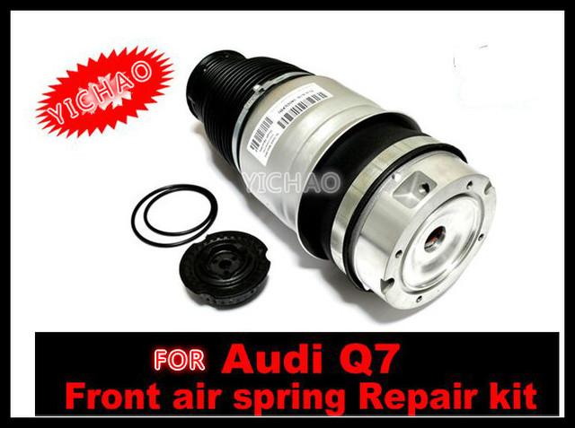 Amortiguador de suspensión neumática de aire Neumáticos enlaces 7L5616404B 7L5616404E 7L8616404B DELANTERO DERECHO para audi 7