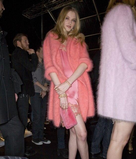 Aliexpress.com : Buy T show genuine mink cashmere sweater women ...