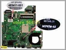 original FOR HP 453411-001 Integrated DV2000 Laptop Motherboard 100% Test ok
